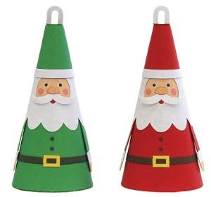 Ornamenti per l'albero di Natale – Babbo Natale