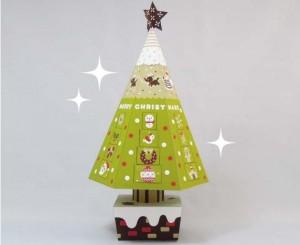 calendario dell'avvento (albero di Natale)