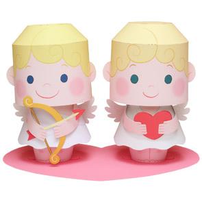Cupidi di San Valentino