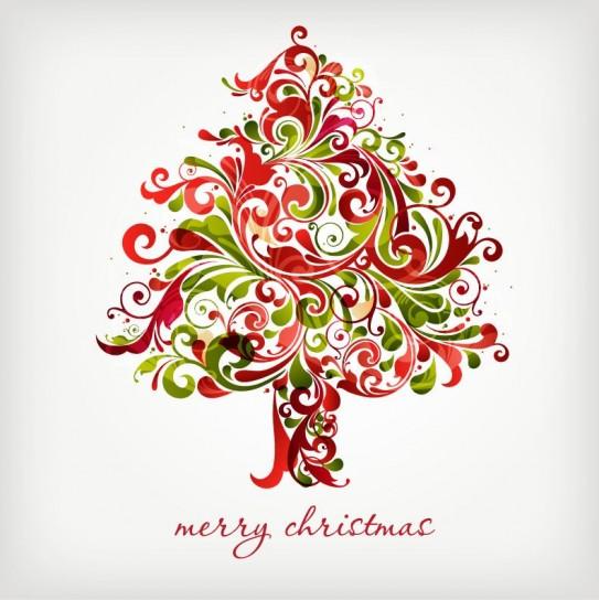 cartolina-natalizia-floreale