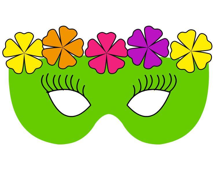 maschera-fiori mod