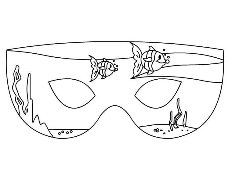 maschera-mare mod