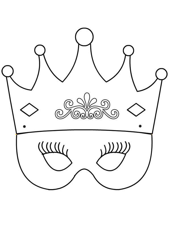 maschera-principessa mod