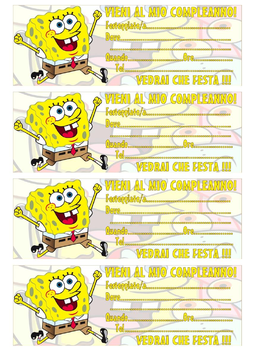 Spongebob urgente mod
