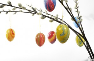 The tree Easter