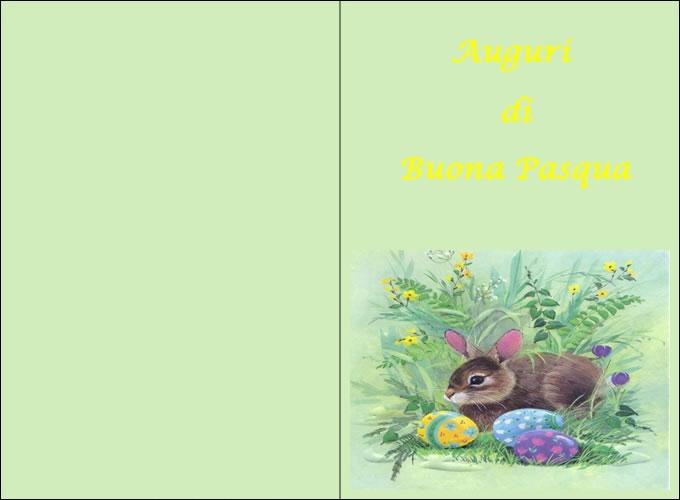 biglietti_di_pasqua coniglio verde mod