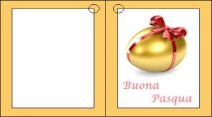 Mini Easter cards