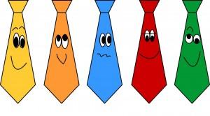 Cravatte divertenti