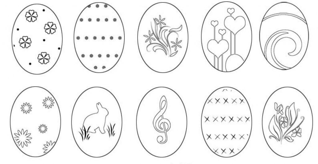 Decorazioni uova mod bimbi di carta - Decorazioni uova pasquali per bambini ...