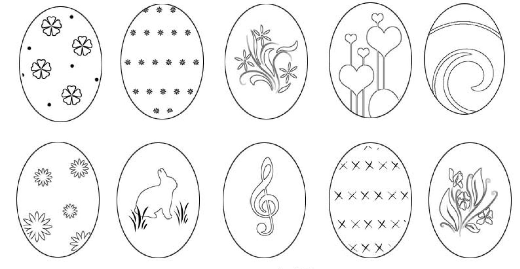 decorazioni uova mod