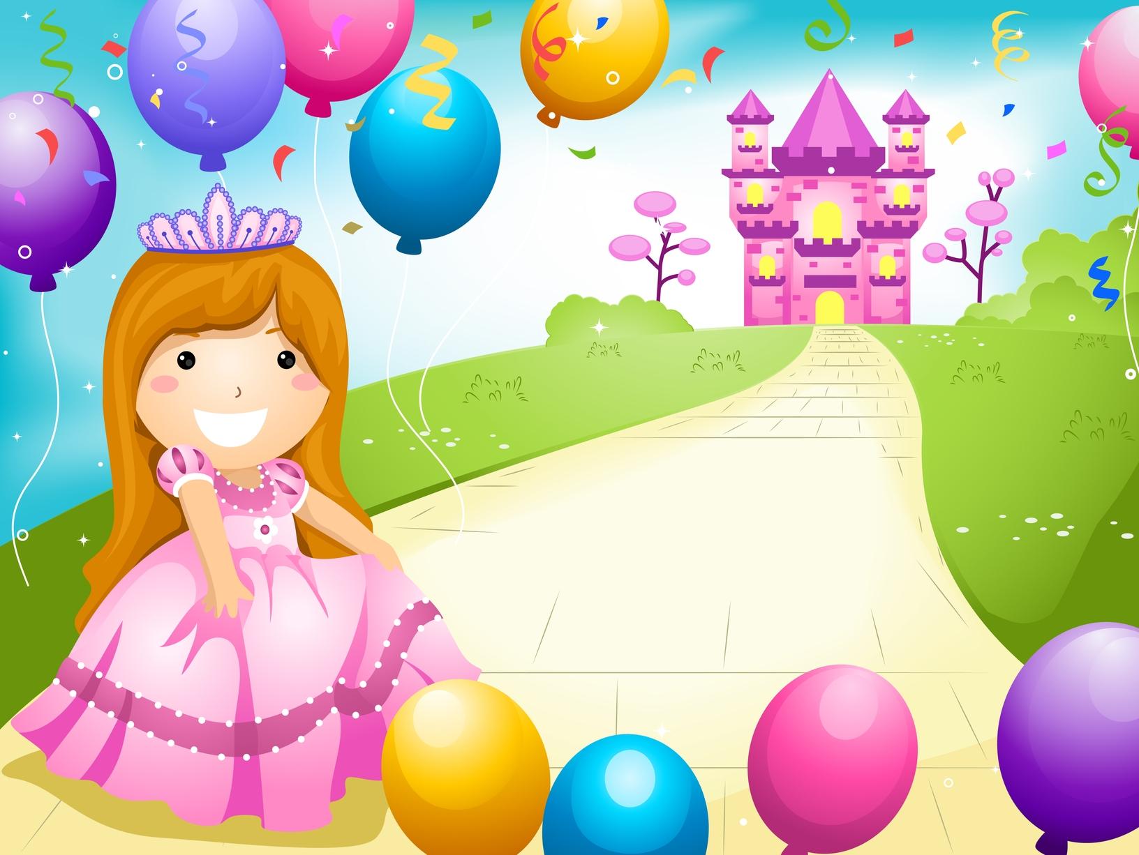 Conosciuto Inviti di compleanno per bimbe 3 - Bimbi di Carta ND67