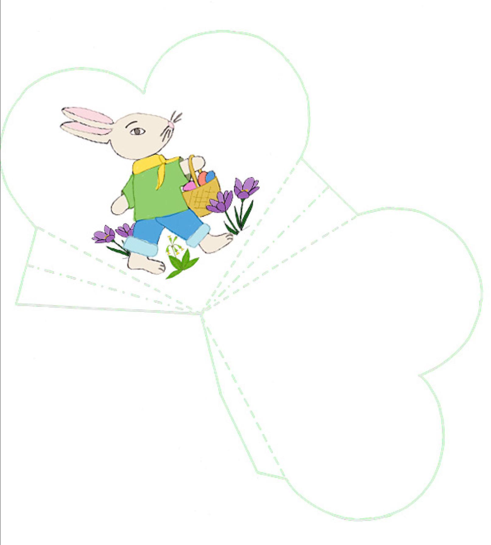 sacchetto coniglio mod