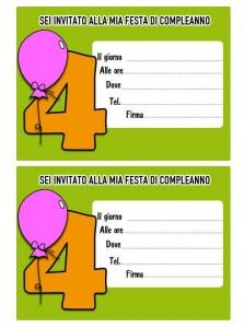 Numeri e palloncini