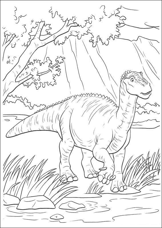 dinosauro disegno 11
