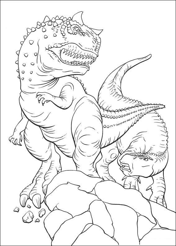 dinosauro disegno 17