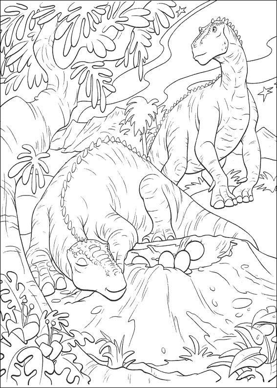 dinosauro disegno 5