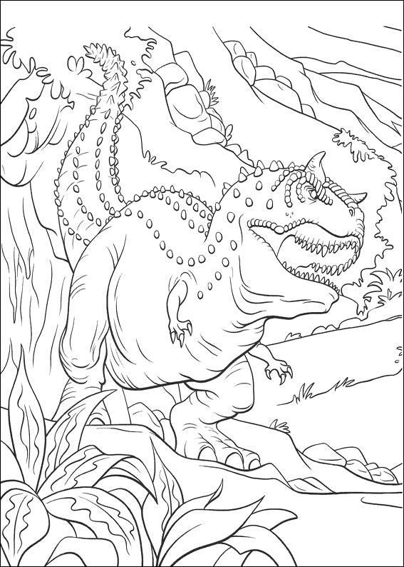 dinosauro disegno 8