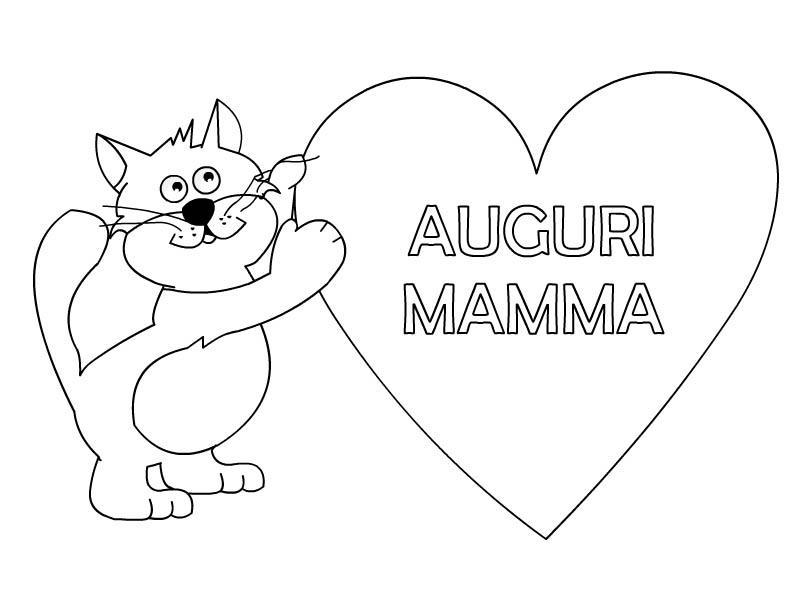 gatto-matto-auguri-mammadacolorare