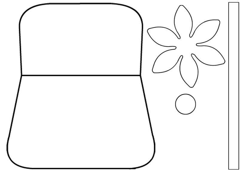 sagome-borsa verde