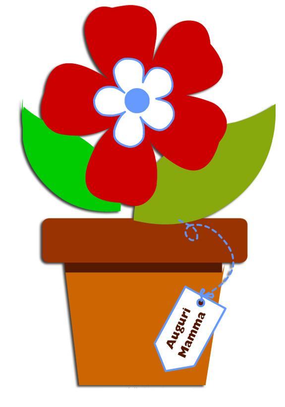 vaso-fiore colore