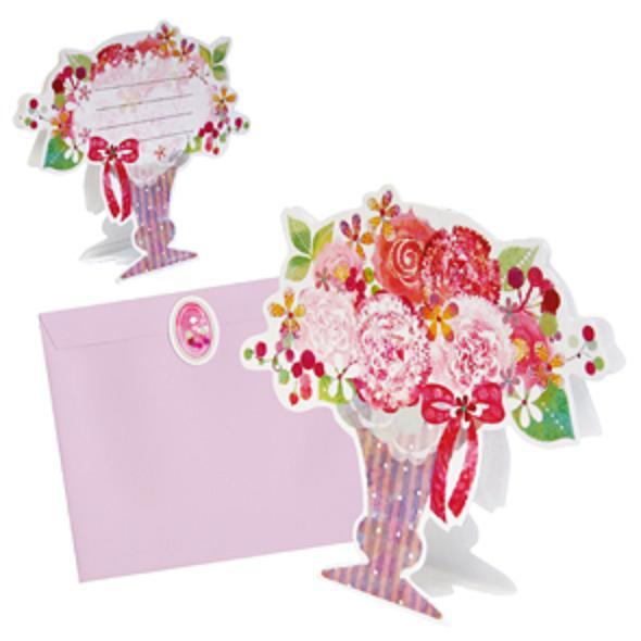 Bouquet papercraft 1