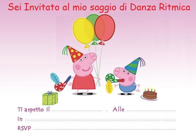 Saggio Danza Ritmica-Peppa-Pig