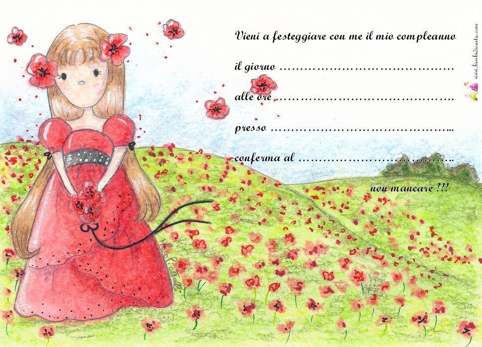 Principessa rossa