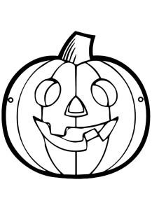 Halloween in maschera