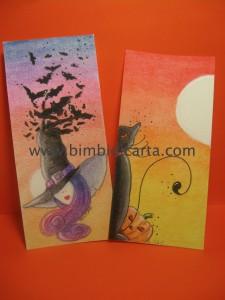 Cards di Halloween