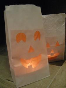 Le Lanterne di Halloween di Elena