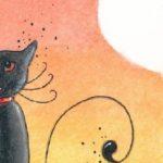 card gatto nero halloween_new
