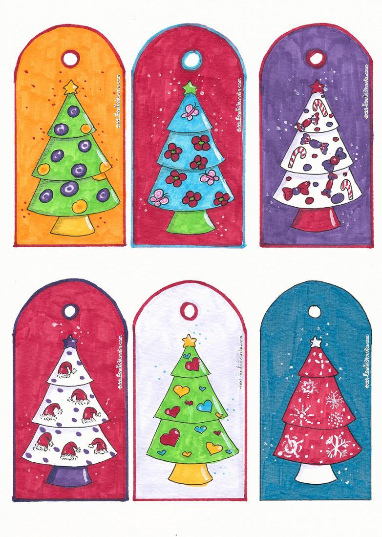 Chiudipacco Natale Bimbi Di Carta