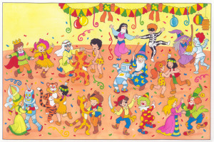 Evviva il Carnevale! Giochi e scherzi da fare in compagnia