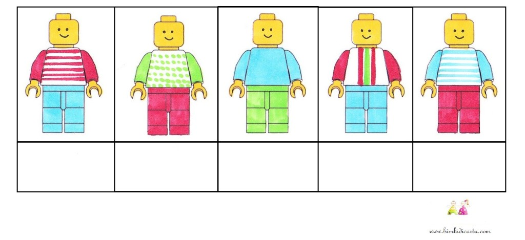 LEGO BOTTLES