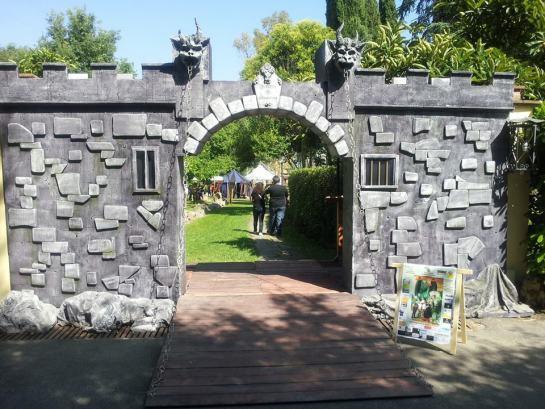 ingresso di cisterna fantasy
