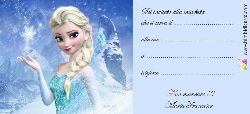 Frozen-Elsa-Maria Francesca