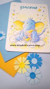 Giacomo e l'elefantino azzurro