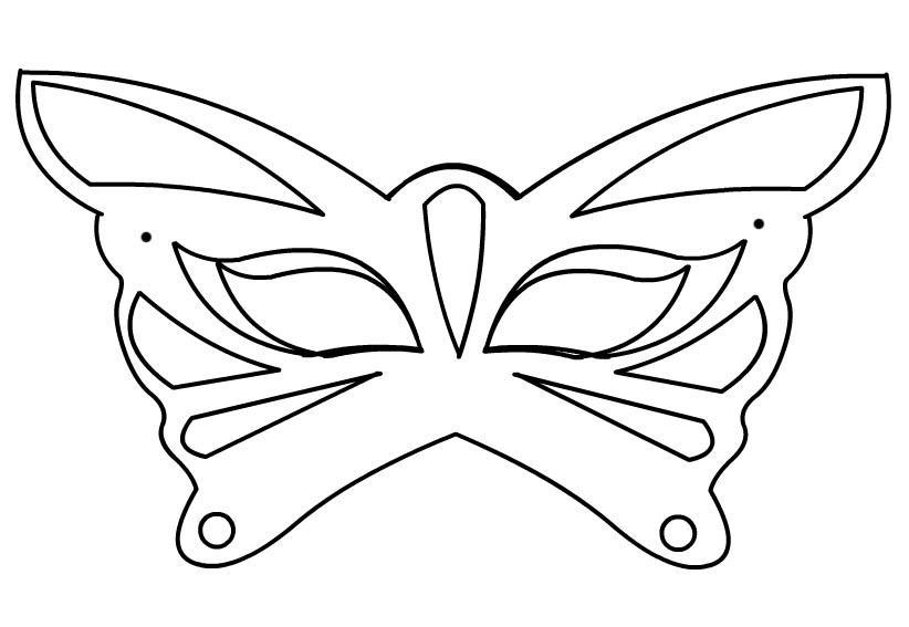 maschera-farfalla mod