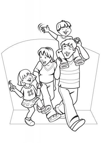 famiglia disegno20 mod