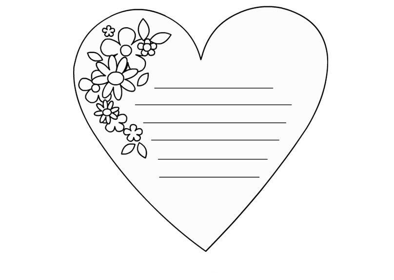 cuore-fiorida colorare