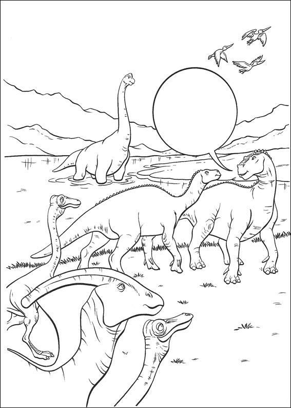 dinosauro disegno 15