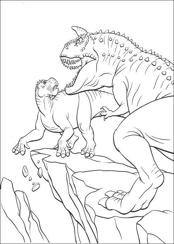 dinosauro disegno 18