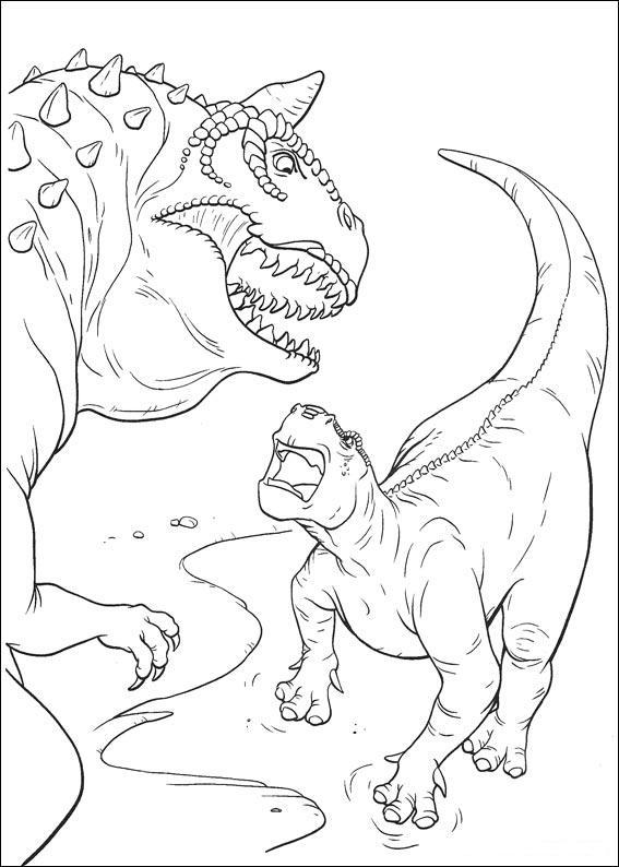 dinosauro disegno 2
