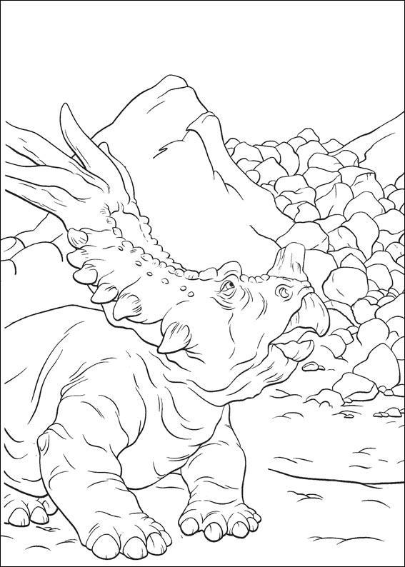dinosauro disegno 20
