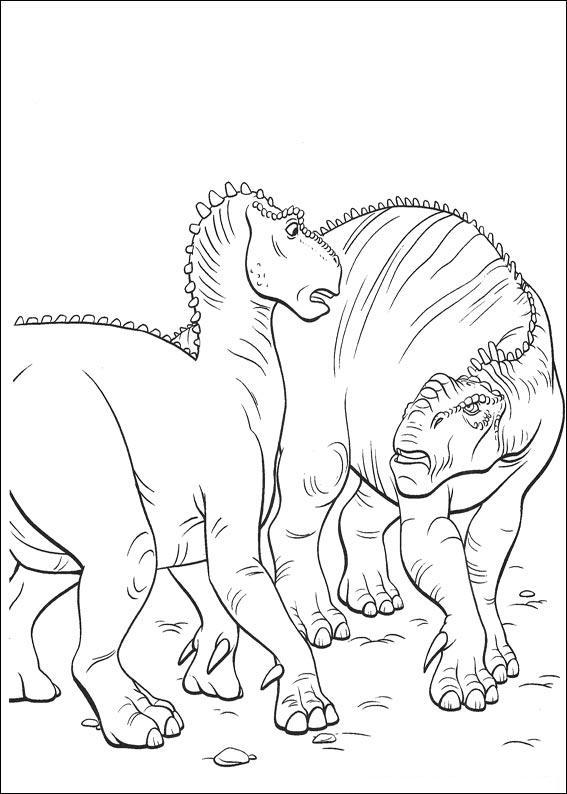 dinosauro disegno 27