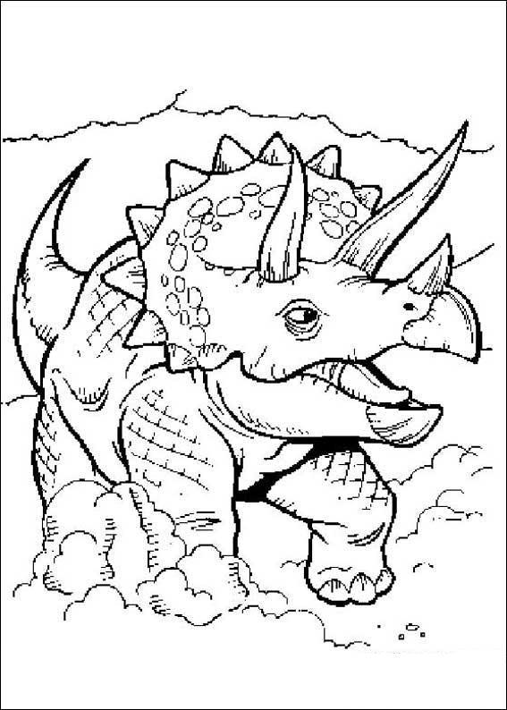dinosauro disegno 30