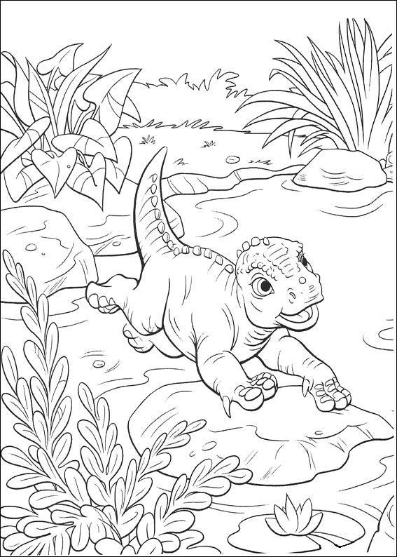 dinosauro disegno 6