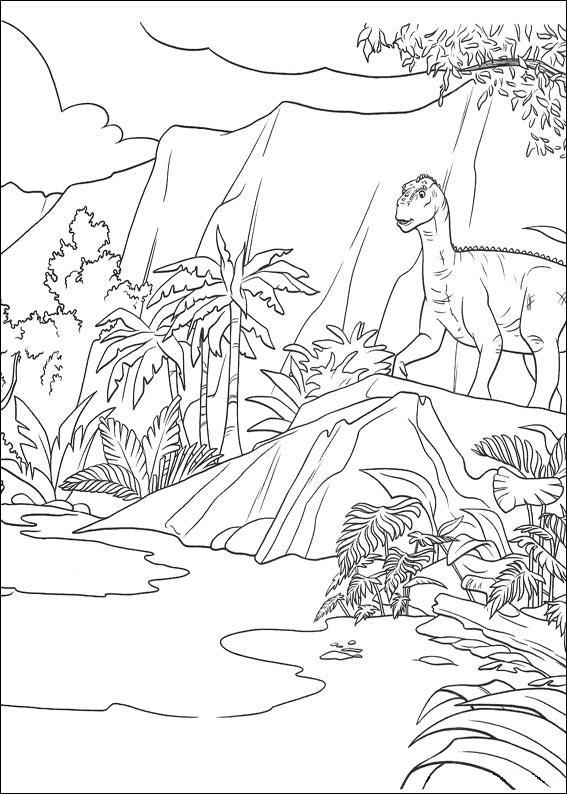 dinosauro disegno 9
