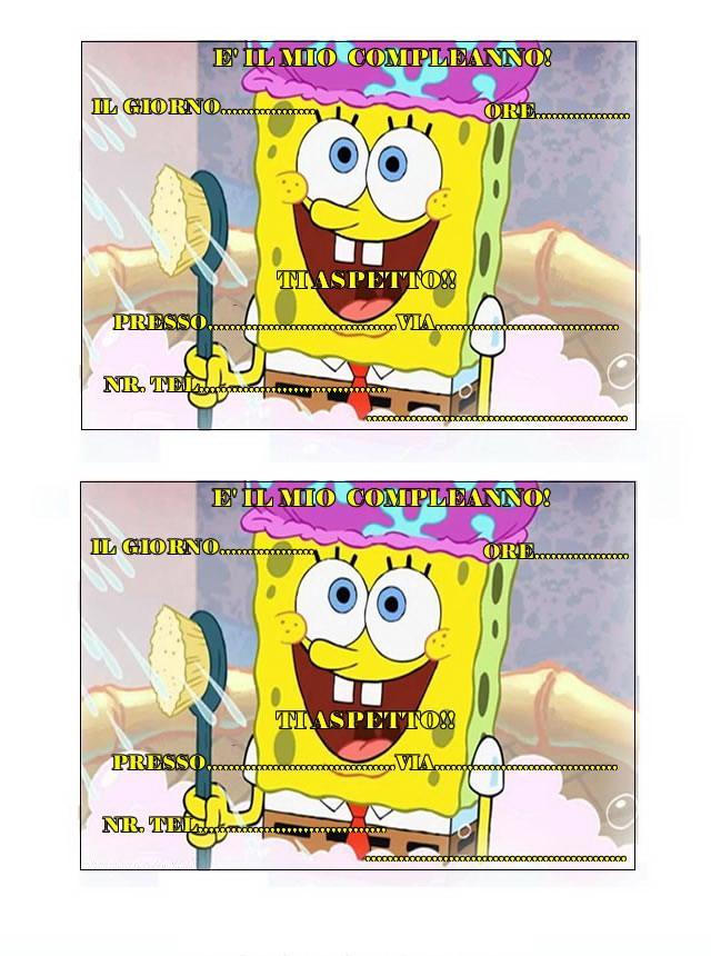 spongebob invito mod