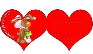 cuore conigli
